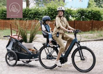 Unsere City E-Bikes