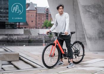Onze Urban E-Bikes