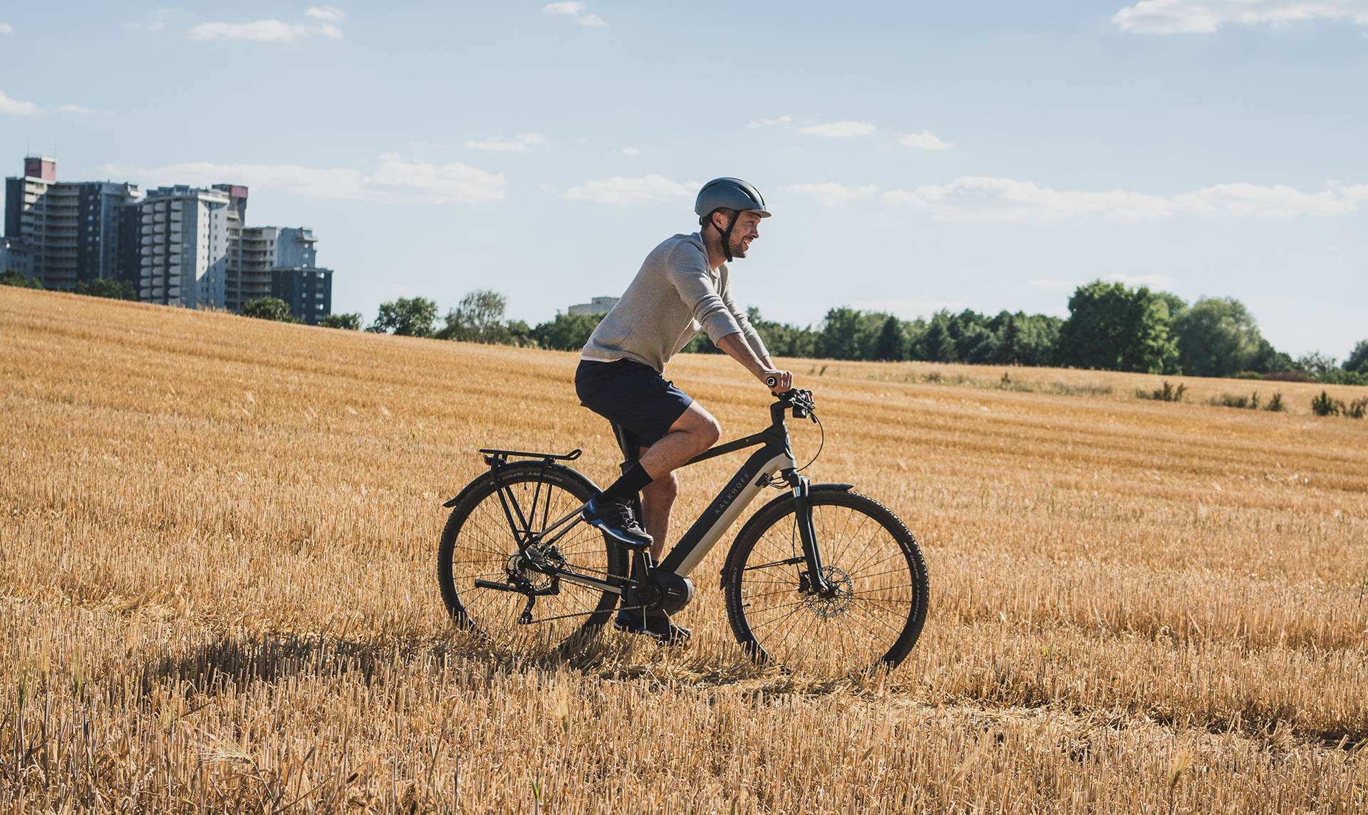 Kalkhoff Bikes   Which bike suites you? Test now